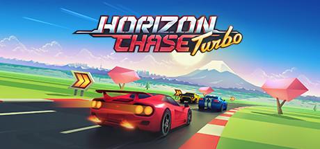 Horizon Chase Turbo cover art