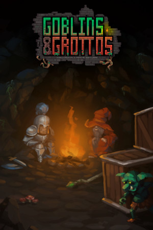 Goblins and Grottos poster image on Steam Backlog