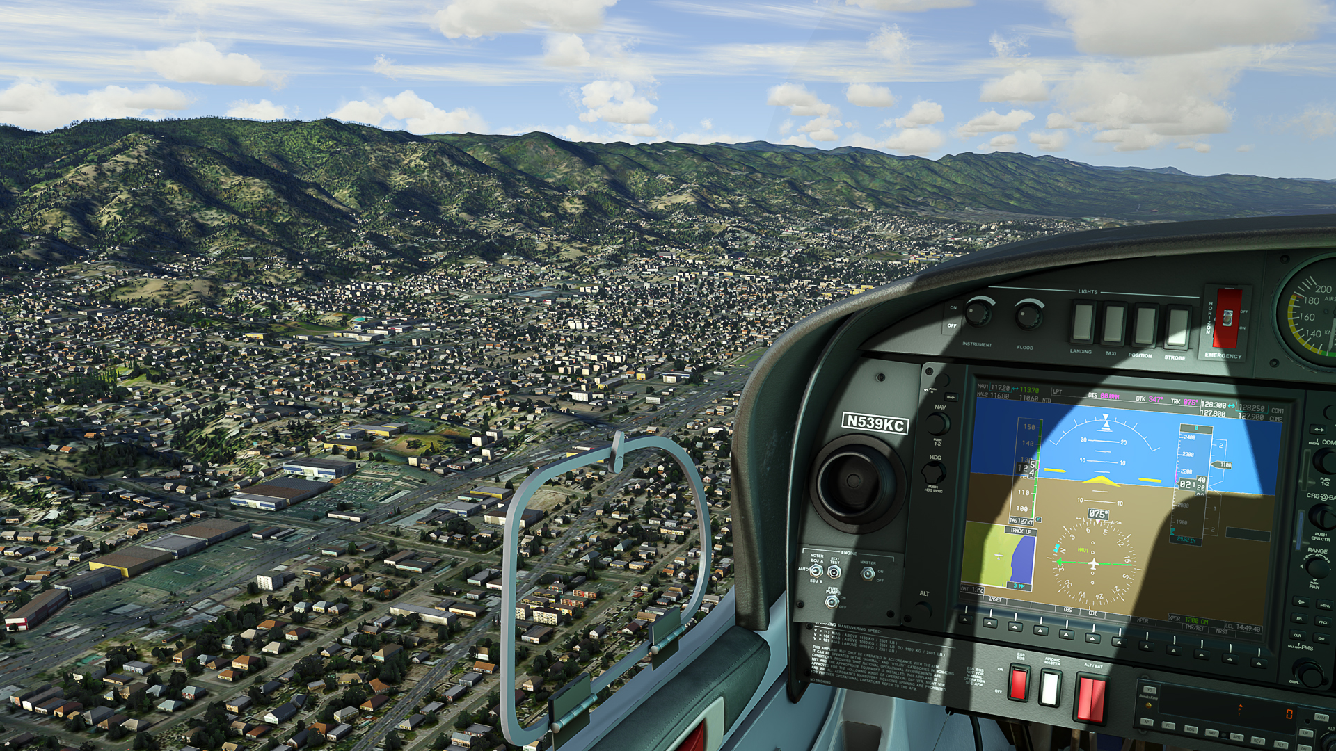 Flight Sim World - Early Access Dev Diary - General - Facepunch Forum