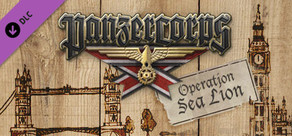 Panzer Corps: Sea Lion cover art