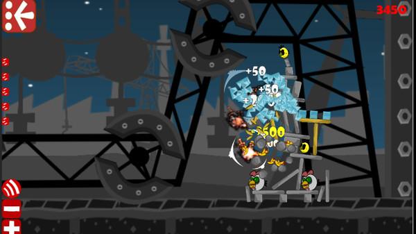 Robot vs Birds Zombies 7