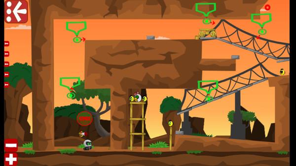 Robot vs Birds Zombies 6
