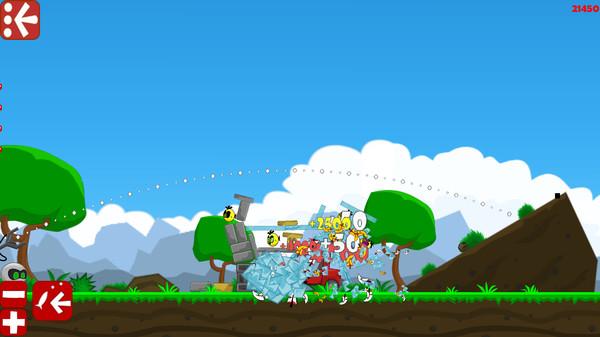 Robot vs Birds Zombies 3