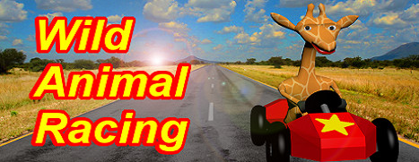 Wild Animal Racing - 野生动物赛车