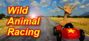 Wild Animal Racing cover art