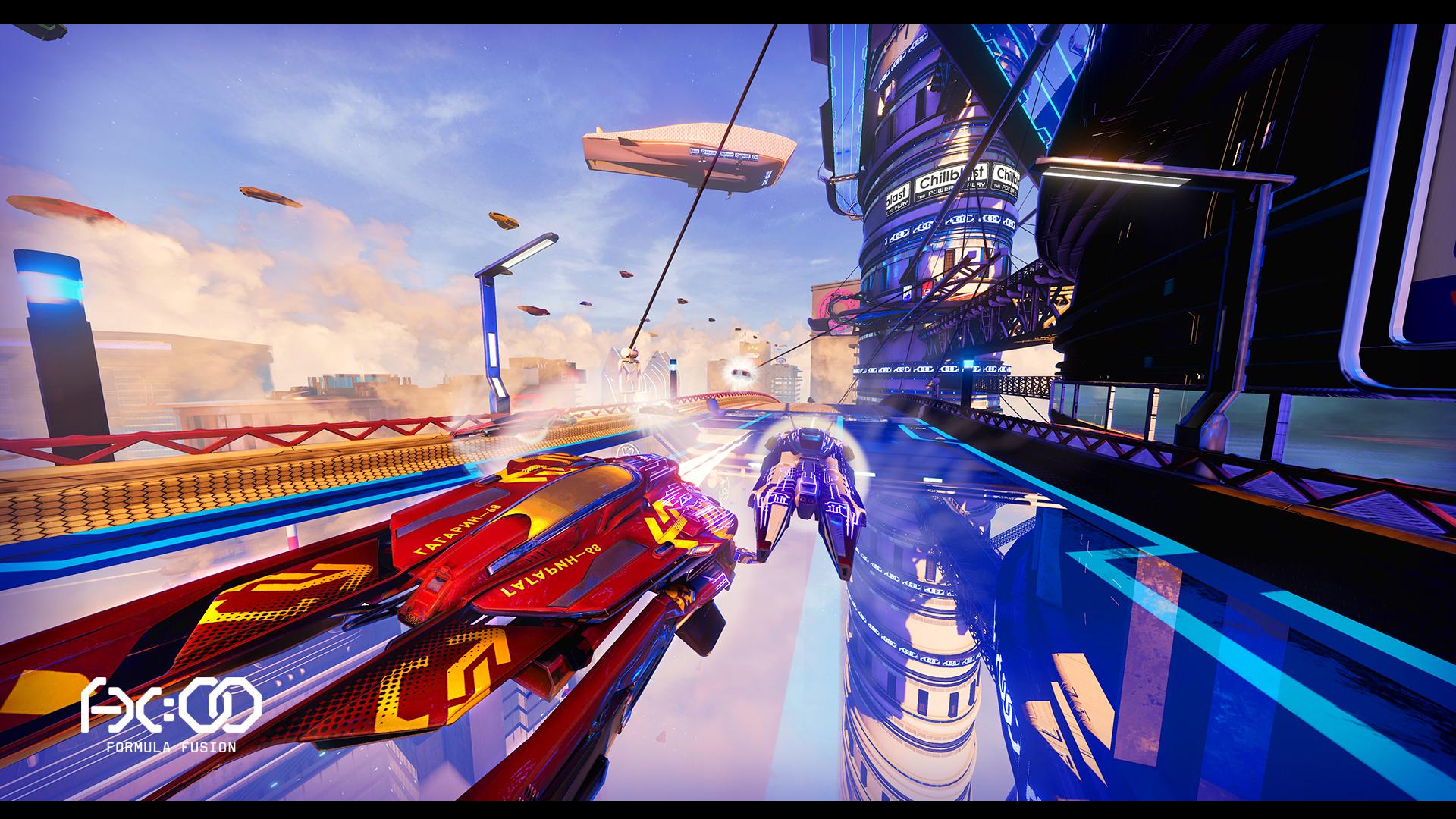 Formula Fusion Screenshot 1