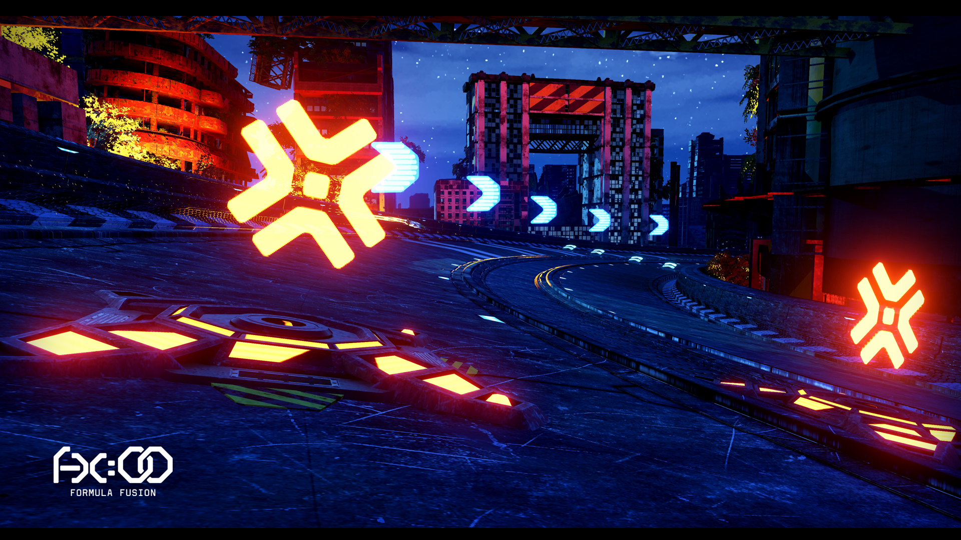 Formula Fusion Screenshot 3