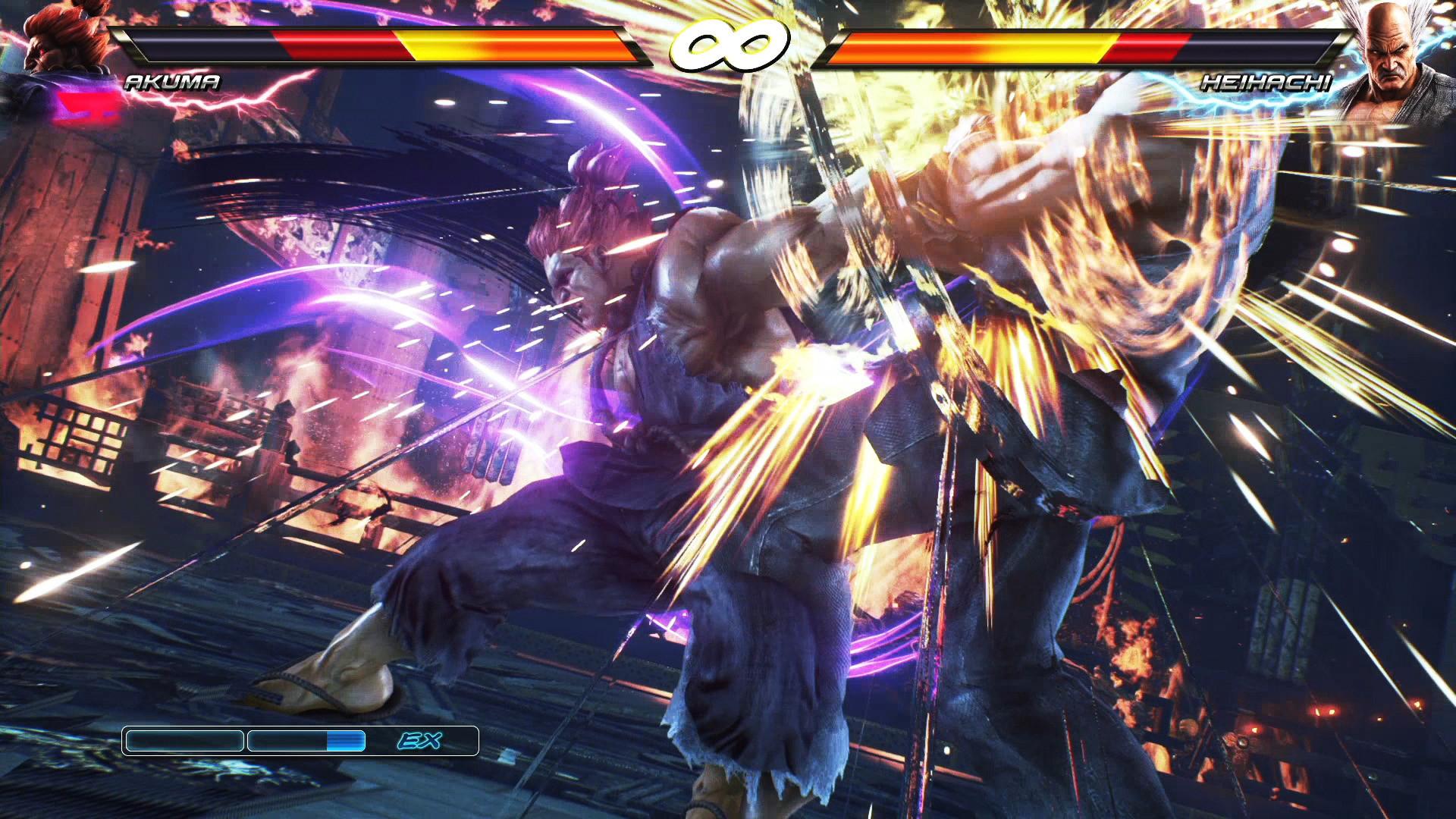 Tekken online matchmaking