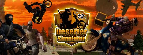 Deserter Simulator - 模拟逃亡