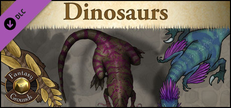 Fantasy Grounds - Top Down Tokens - Dinosaurs on Steam