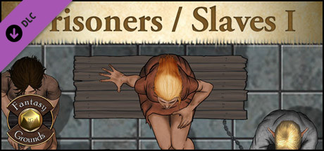 Fantasy Grounds - Top Down Tokens - Prisoners and Slaves on Steam