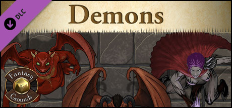 Fantasy Grounds - Top Down Tokens - Demons on Steam