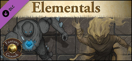 Fantasy Grounds - Top Down Tokens - Elementals on Steam
