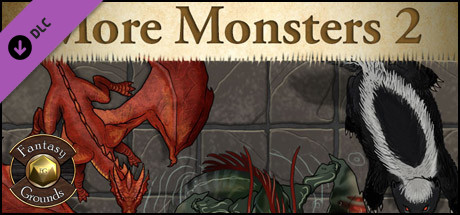 Fantasy Grounds - Top-Down Tokens - More Monsters 2 on Steam