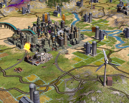 Скриншот из Sid Meier's Civilization IV