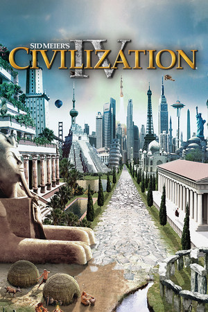 Sid Meier's Civilization IV poster image on Steam Backlog