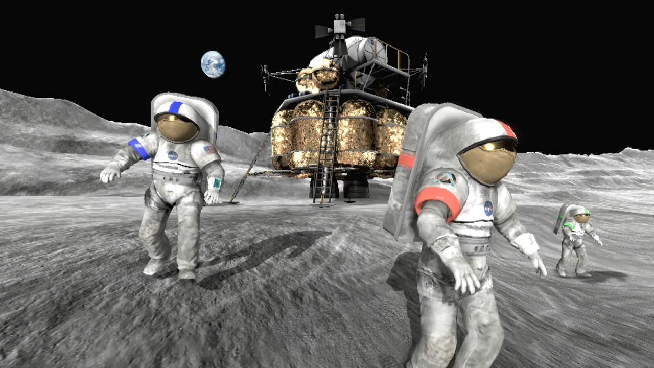 Text to speech moon base alpha online dating
