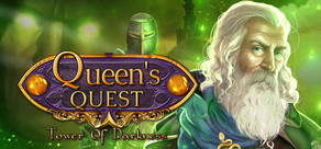 Queen's Quest: Tower of Darkness cover art
