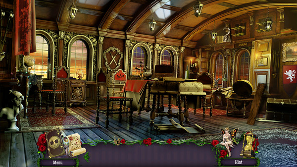 скриншот Queen's Quest: Tower of Darkness 3