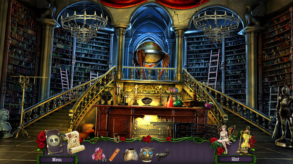 скриншот Queen's Quest: Tower of Darkness 5