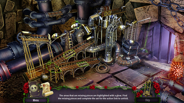 скриншот Queen's Quest: Tower of Darkness 1