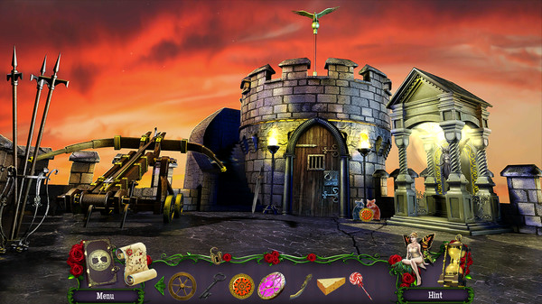 скриншот Queen's Quest: Tower of Darkness 4