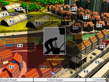 Screenshot of Toilet Tycoon