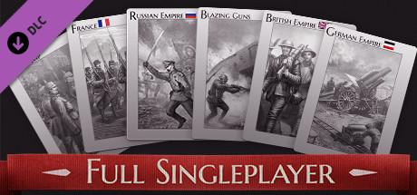 Battle of Empires: 1914-1918. Full singleplayer on Steam