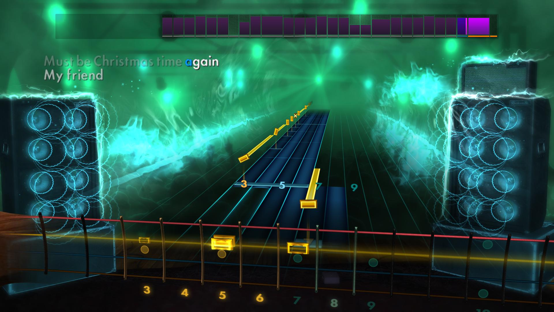 rocksmith 2014 band of merrymakers must be christmas on steam. Black Bedroom Furniture Sets. Home Design Ideas