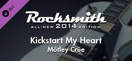"Rocksmith® 2014 – Mötley Crüe - ""Kickstart My Heart"""