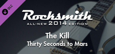 "Rocksmith® 2014 – Thirty Seconds to Mars - ""The Kill"""