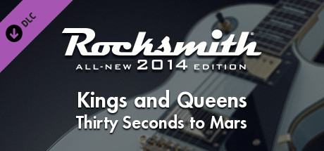 "Rocksmith® 2014 – Thirty Seconds to Mars – ""Kings and Queens"""