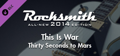 "Rocksmith® 2014 – Thirty Seconds to Mars – ""This Is War"""