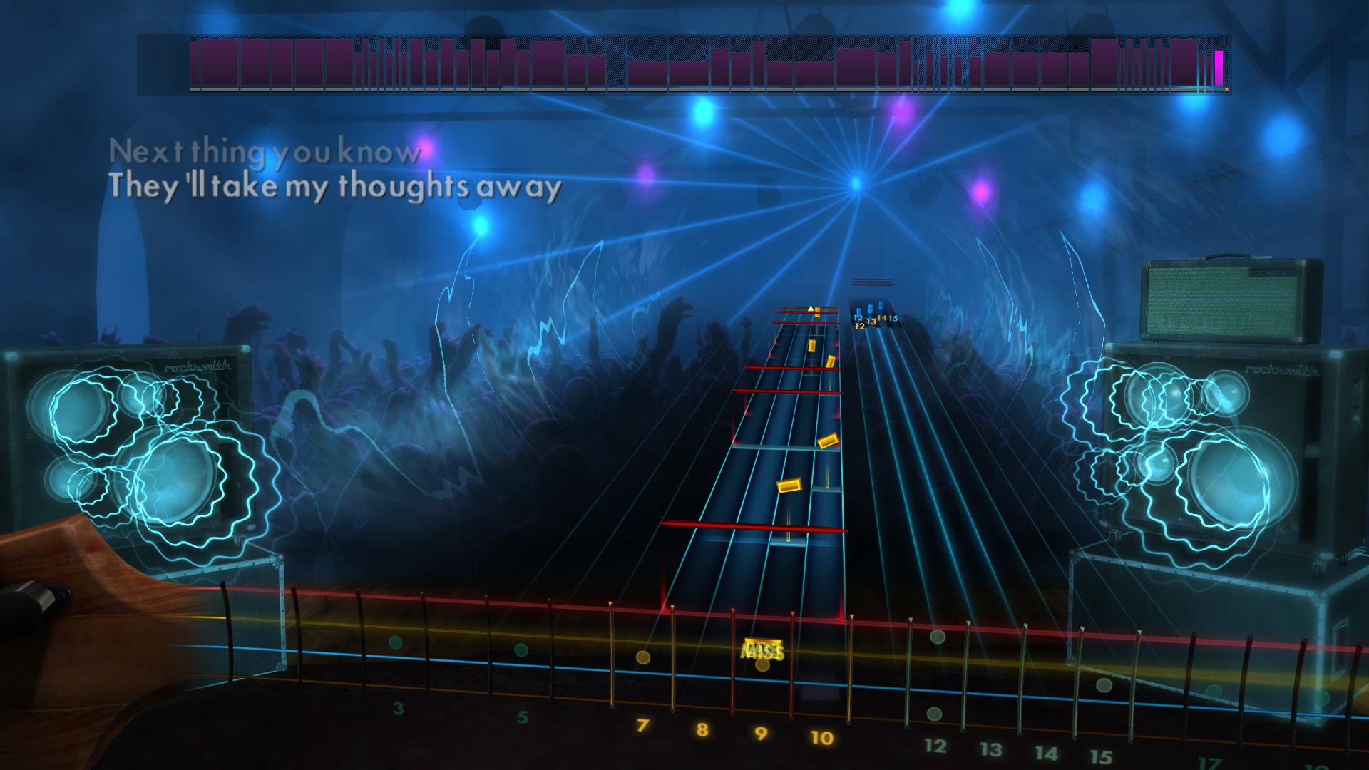 Rocksmith: All-new 2014 Edition - Megadeth: Holy Wars... The Punishment Due 2016 pc game Img-3