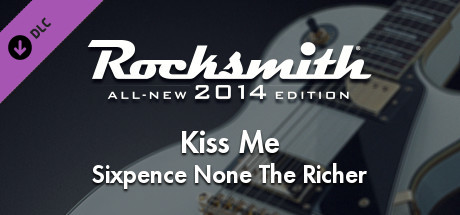 "Rocksmith® 2014 – Sixpence None The Richer - ""Kiss Me"""