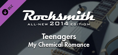 "Rocksmith® 2014 – My Chemical Romance – ""Teenagers"""