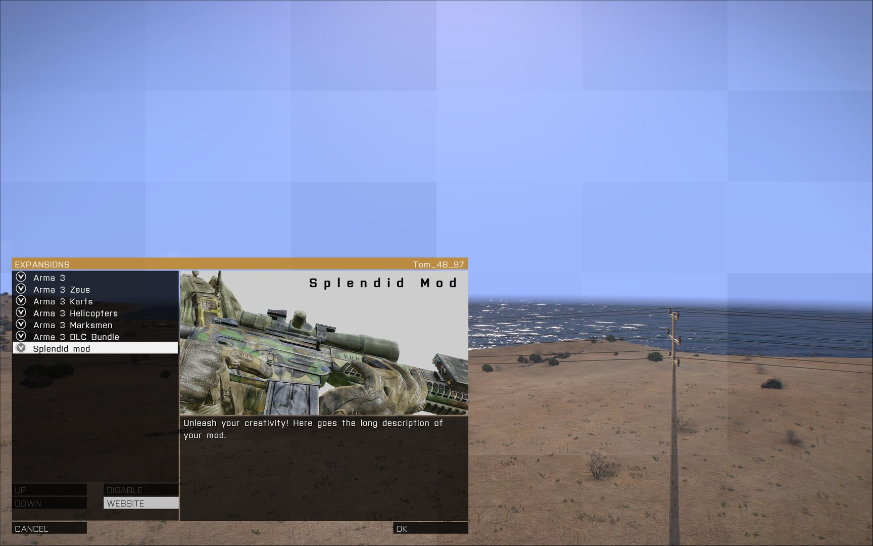 Arma 3 Samples on Steam
