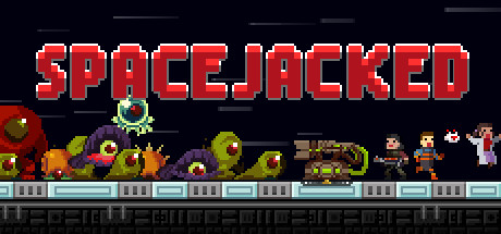 Spacejacked cover art
