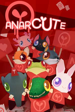 Anarcute poster image on Steam Backlog