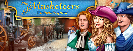 The Musketeers: Victoria's Quest - 火枪手:维多利亚的冒险