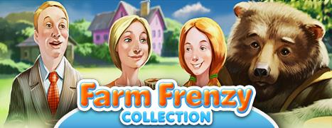 Farm Frenzy Collection - 疯狂农场合集