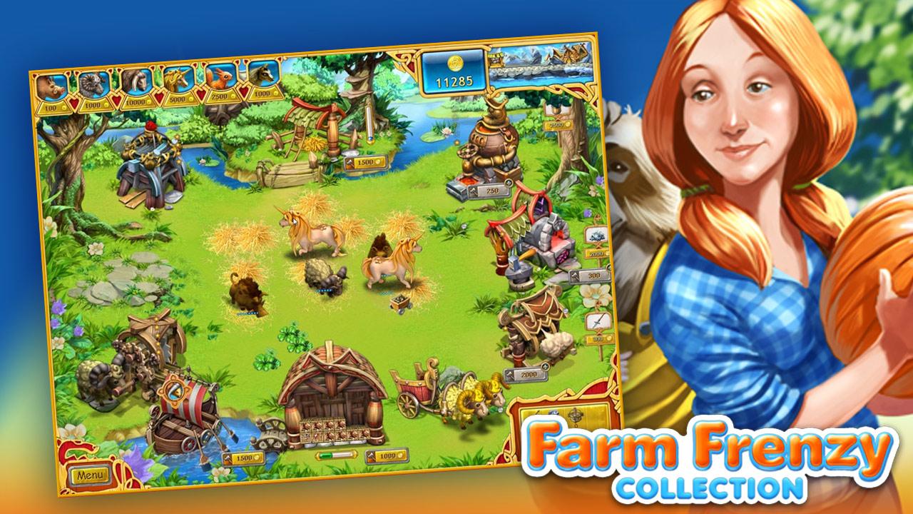 Farm Frenzy game nông trại khuấy đảo một thời