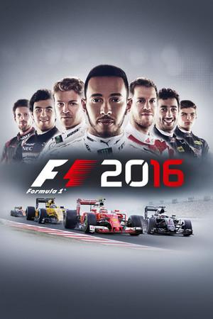 F1 2016 poster image on Steam Backlog