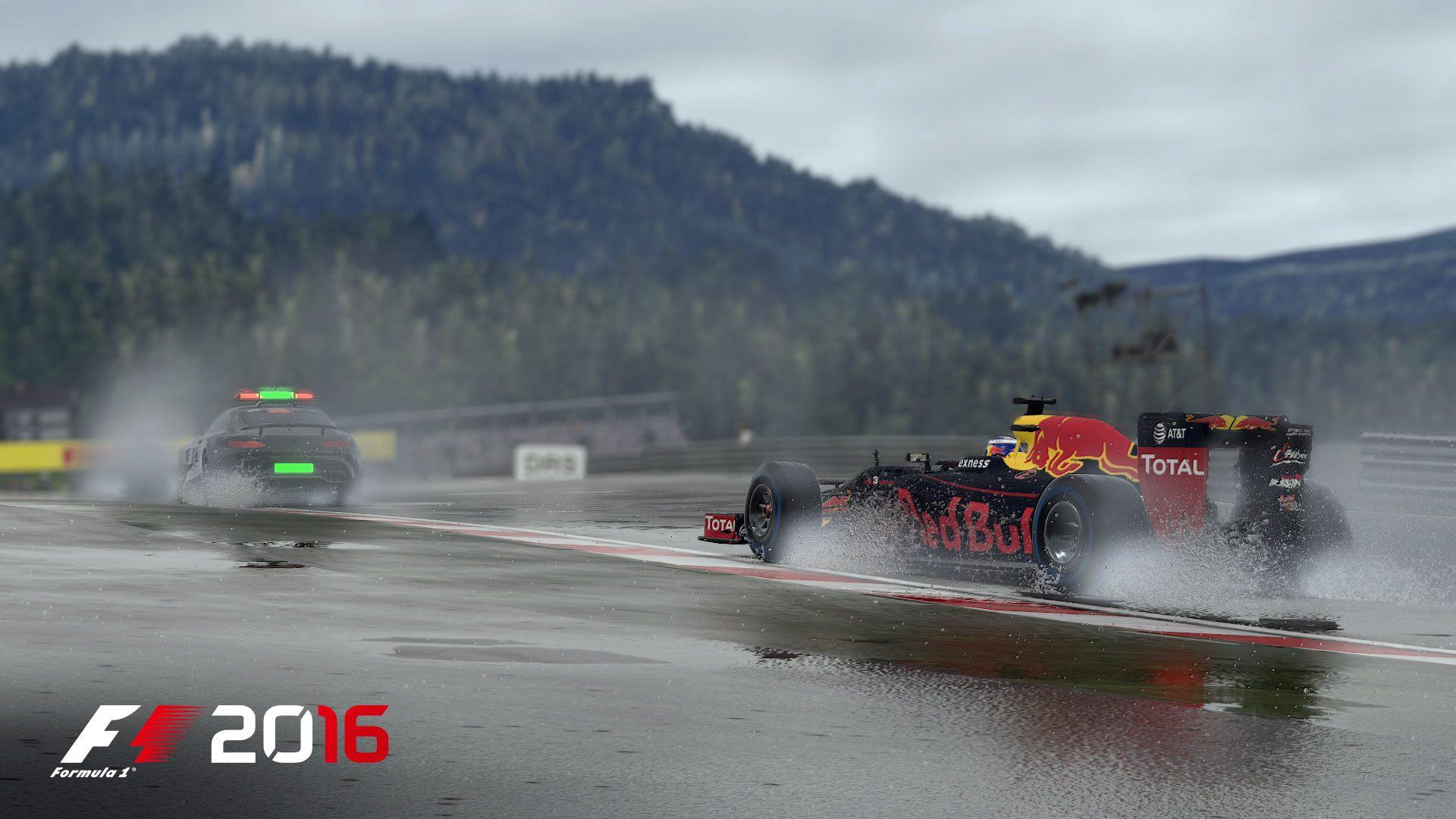 F1 2016 Screenshot 1