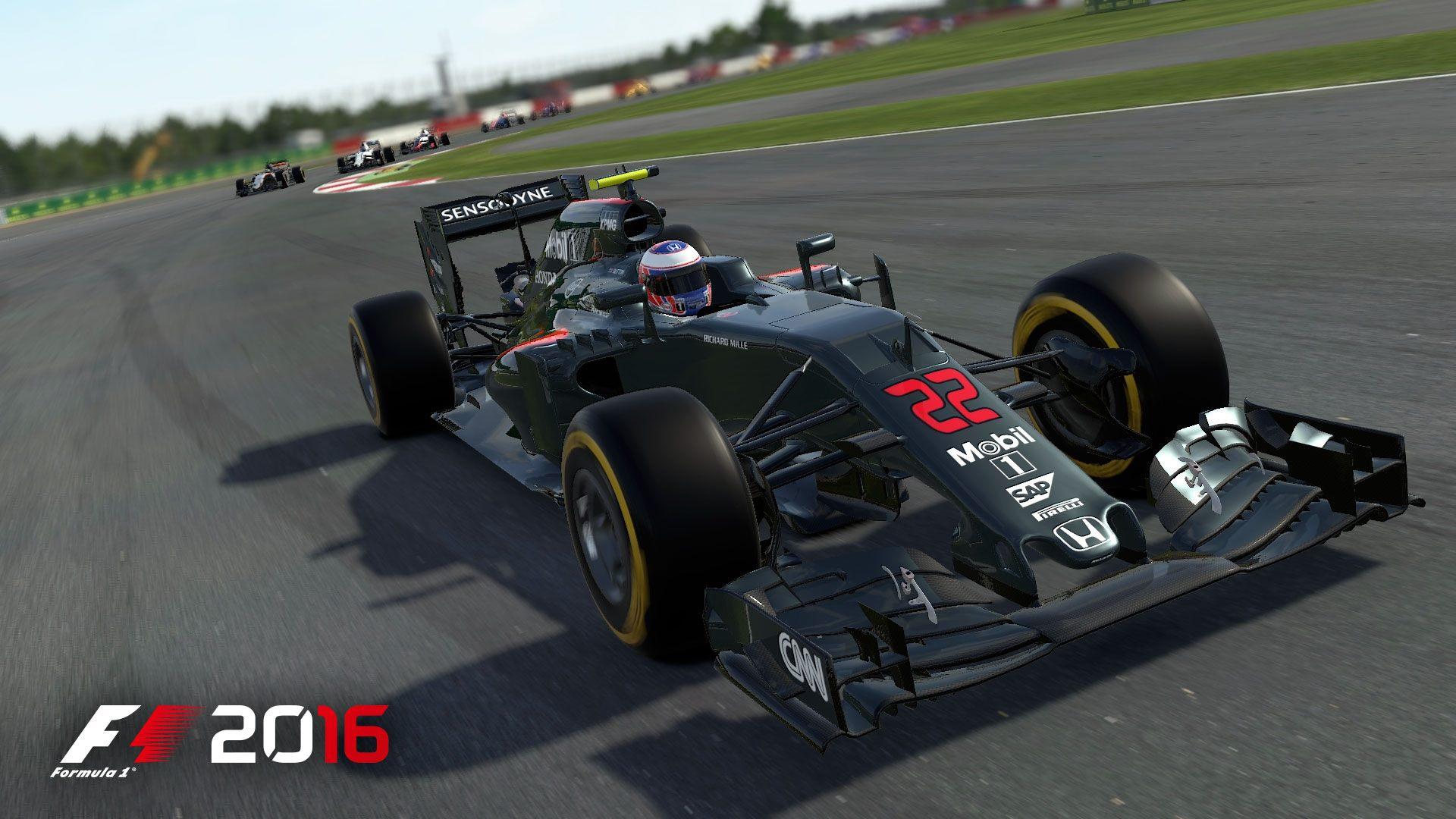 F1 2016 Screenshot 2