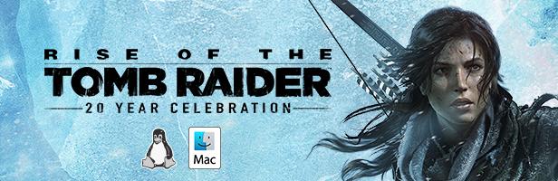 Играта Rise of the Tomb Raider: 20 Year Celebration идва за Linux още този месец 4