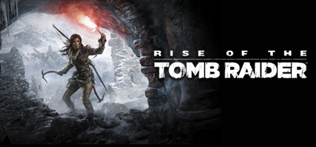 Rise of the Tomb Raider cover art