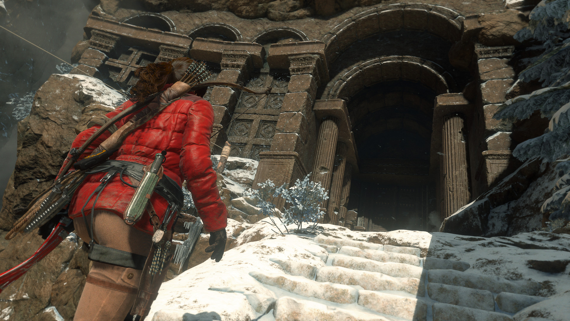 Rise of the Tomb Raider [RePack] [2016|Rus|Eng]