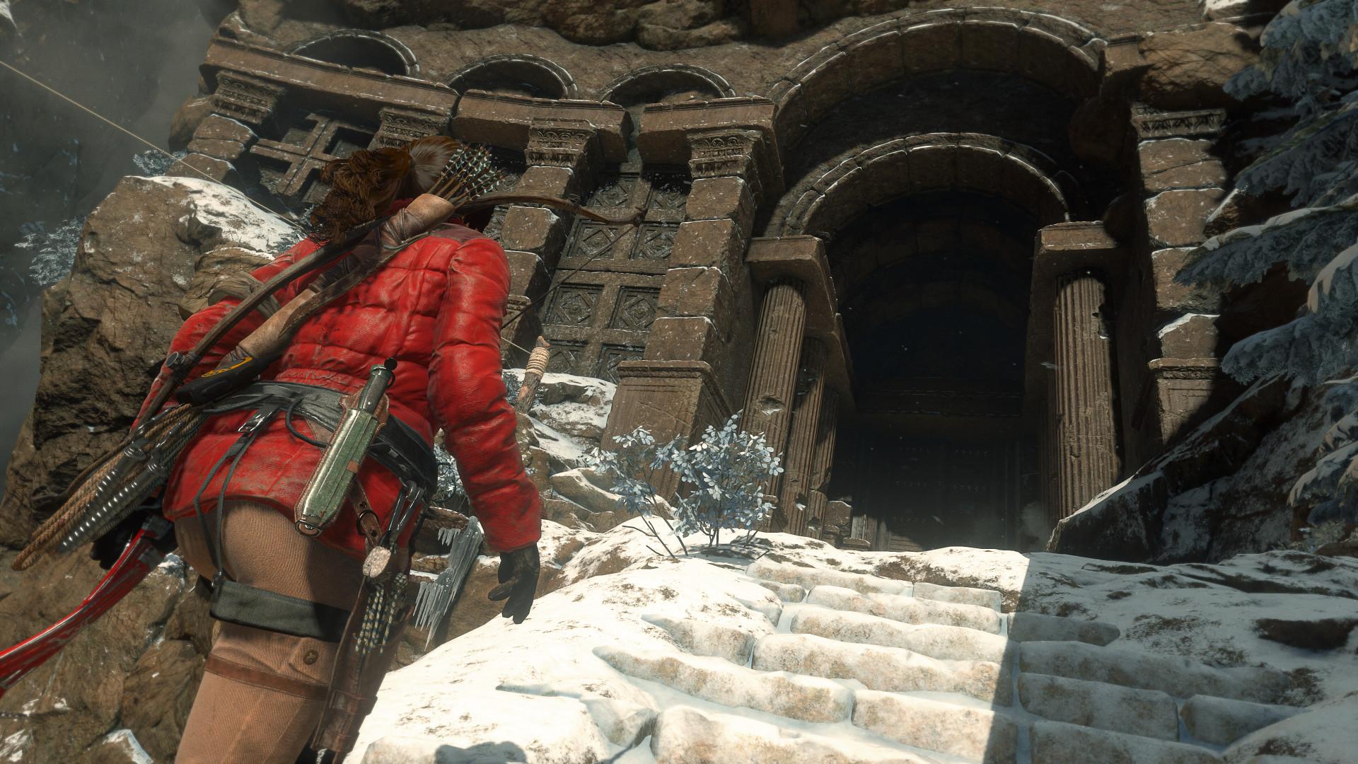 Rise of the Tomb Raider Screenshot 1