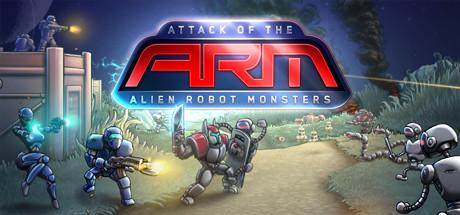 Alien Robot Monsters